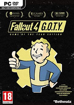 Fallout 4 Game of the Year Edition PC (Κωδικος steam)