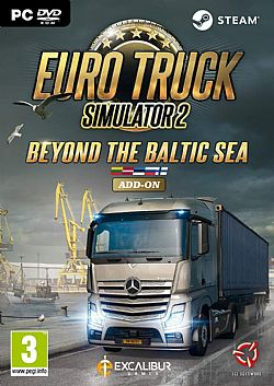Euro Truck Simulator 2 - Beyond the Baltic Sea PC (Expansion)