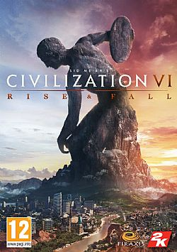 Sid Meiers Civilization VI Rise and Fall PC (Κωδικος Steam)