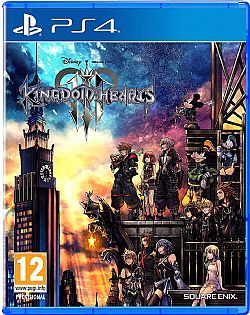 Kingdom Hearts 3 (III) PS4