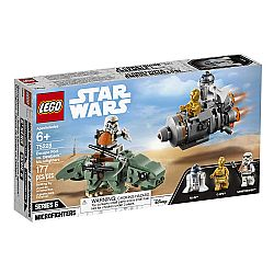 LEGO STAR WARS 75228 A New Hope Escape Pod vs Dewback Microfighters (177 pcs)