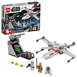 LEGO STAR WARS 75235 X-Wing Starfighter Trench Run (132 pcs)