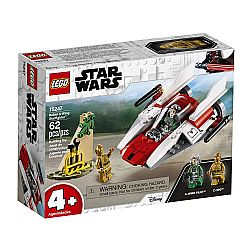 LEGO STAR WARS 75247 Rebel A-Wing Starfighter (62 pcs)
