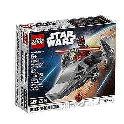 LEGO STAR WARS 75224 Sith Infiltrator Microfighter (92 Pcs)