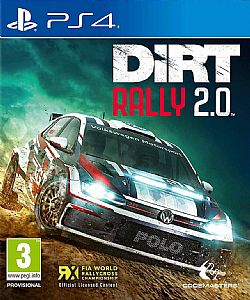 Dirt Rally 2.0 PS4 (Day One Edition)