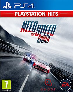 Need for Speed Rivals PS4 (PlayStation Hits)