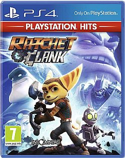 RATCHET AND CLANK PS4 (Hits)