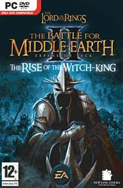 Lord of the rings battle for middle earth 2 : rise of witch king