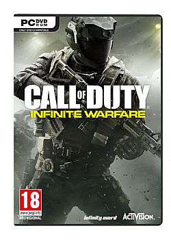 CALL OF DUTY INFINITE WARFARE PC (Steam cd key)
