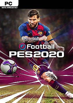 eFootball PES 2020 PC (Κωδικος Steam)