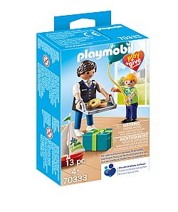 PLAYMOBIL Play & Give 70333 Νονος