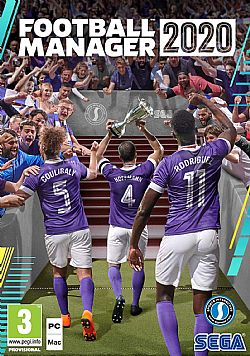 Football Manager 2020 PC (Κωδικος Steam)