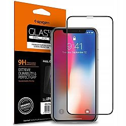 SPIGEN GLASS FULL COVER IPHONE 11/XR 064GL25233