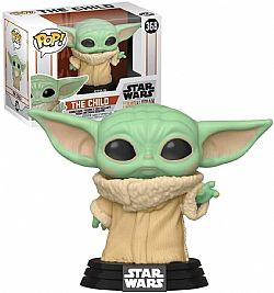 FUNKO POP! Star Wars Mandalorian The Child (Baby Yoda) #368 Bobble-Head