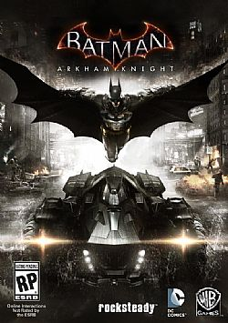BATMAN ARKHAM KNIGHT PC (CD KEY DIGITAL ONLY)
