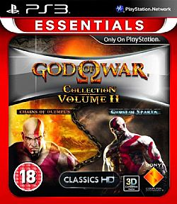 God of War Collection Volume II (2) (Origins Collection) (Essentials) PS3