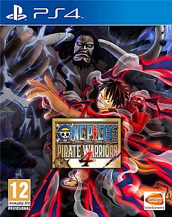 One Piece Pirate Warrriors 4 PS4