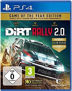 Dirt Rally 2.0 Game of the Year Edition PS4