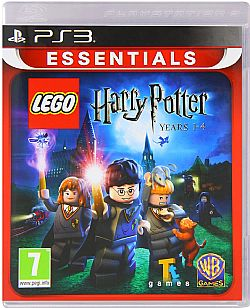 LEGO Harry Potter Years 1-4 PS3 (Essentials)