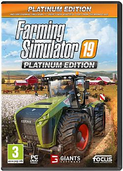 Farming Simulator 19 Platinum Edition PC