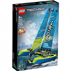 LEGO TECHNIC 42105 CATAMARAN (404 pcs)
