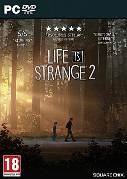 Life is Strange 2 PC (DVD)