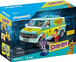 PLAYMOBIL 70286 SCOOBY DOO ΒΑΝ MYSTERY MACHINE