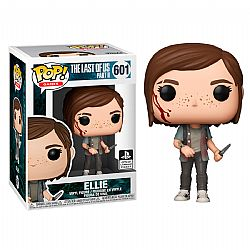 FUNKO POP! LAST OF US - ELLIE #601 Vinyl figure