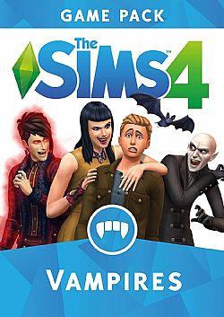 Sims 4 Vampires Expansion pack (Κωδικος Origin)