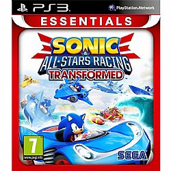 Sonic & All-Stars Racing Transformed PS3 (Essentials)