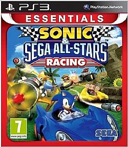 Sonic & Sega All-Stars Racing PS3 (Essentials)