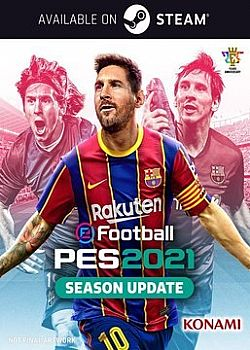 eFootball PES 2021 Season Update PC (Κωδικος Steam)