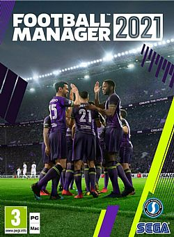 Football Manager 2021 PC (Ελληνικό)