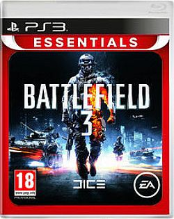 Battlefield 3 PS3 (Essentials)
