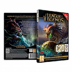 LEAGUE OF LEGENDS PRE-PAID CARD 20 EURO PC