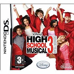 HIGH SCHOOL MUSICAL 3 DS