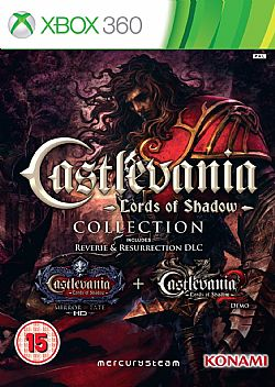 Castlevania lords of shadow collection 360