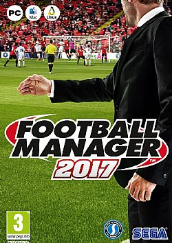 FOOTBALL MANAGER 2017 LIMITED PC