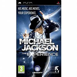 MICHAEL JACKSON THE EXPERIENCE PSP