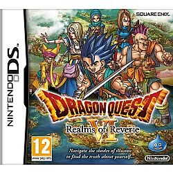 DRAGON QUEST VI REALMS OF REVERIE DS