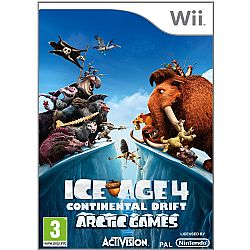 ICE AGE 4 CONTINENTAL DRIFT WII