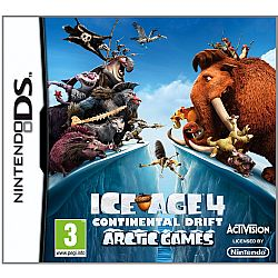 ICE AGE 4 CONTINENTAL DRIFT DS