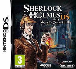 SHERLOCK HOLMES MYSTERY OF THE OSBORNE HOUSE DS