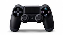 SONY DUAL SHOCK 4 CONTROLLER (Jet Black) PS4