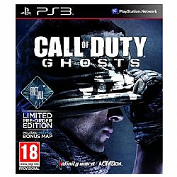 CALL OF DUTY GHOSTS LIMITED (FREE FALL) EDITION PS3
