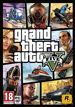 GRAND THEFT AUTO V PC (Social club cd key)