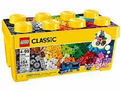 LEGO Classic 10696 Medium Creative Box (484 pcs)