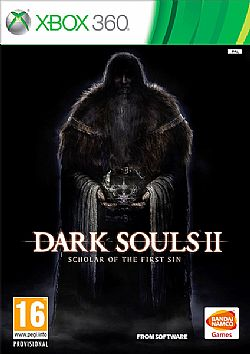 DARK SOULS II SCHOLAR OF THE FIRST SIN 360