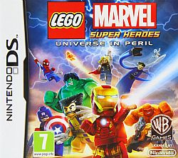 LEGO MARVEL SUPER HEROES UNIVERSE IN PERIL DS