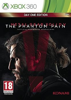 METAL GEAR SOLID V THE PHANTOM PAIN 360